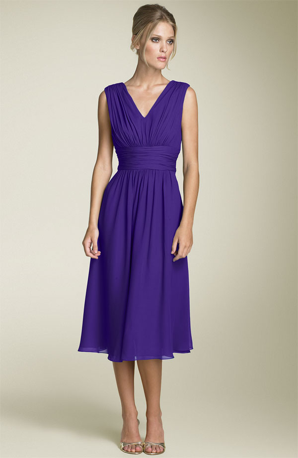 How to find a flattering (and purple) bridesmaid dress | Fashion ...