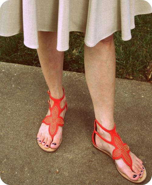 Kate Spade Illia sandals