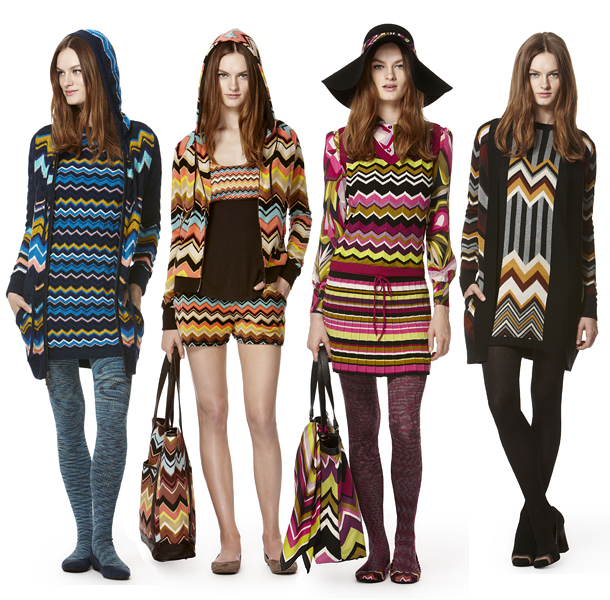 Missoni for Target: When trends met fad