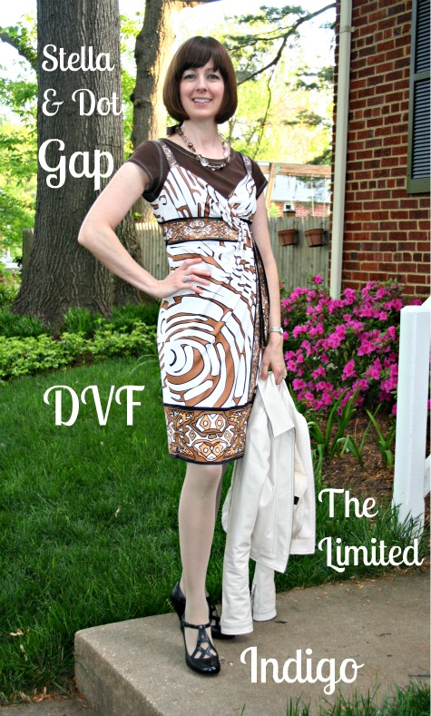 9eefecf828058 Outfit photo: DVF wrap dress variation #2 [Level 4] | Fashion advice ...