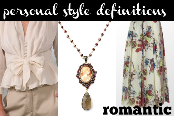 Personal Style Definitions Romantic Working Mom Style Advice Frantic But Fabulous